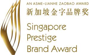 Singapore Prestige Brand Award 2010
